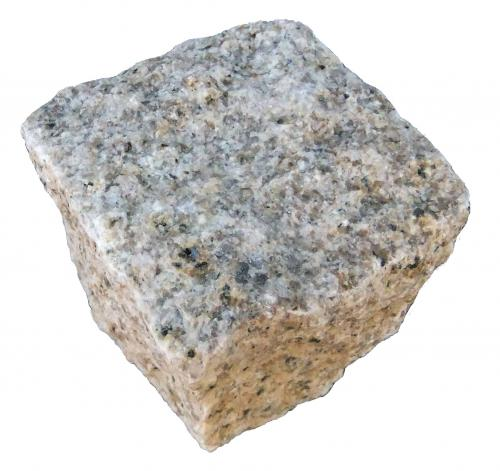 ピンコロ御影石 サビ