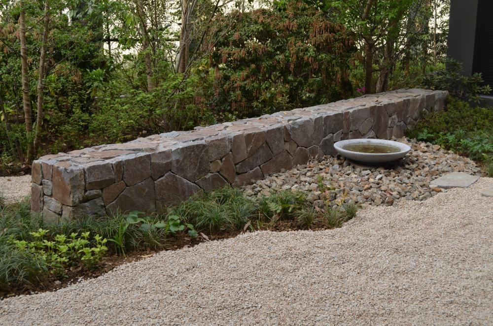 国産小松石施工例
